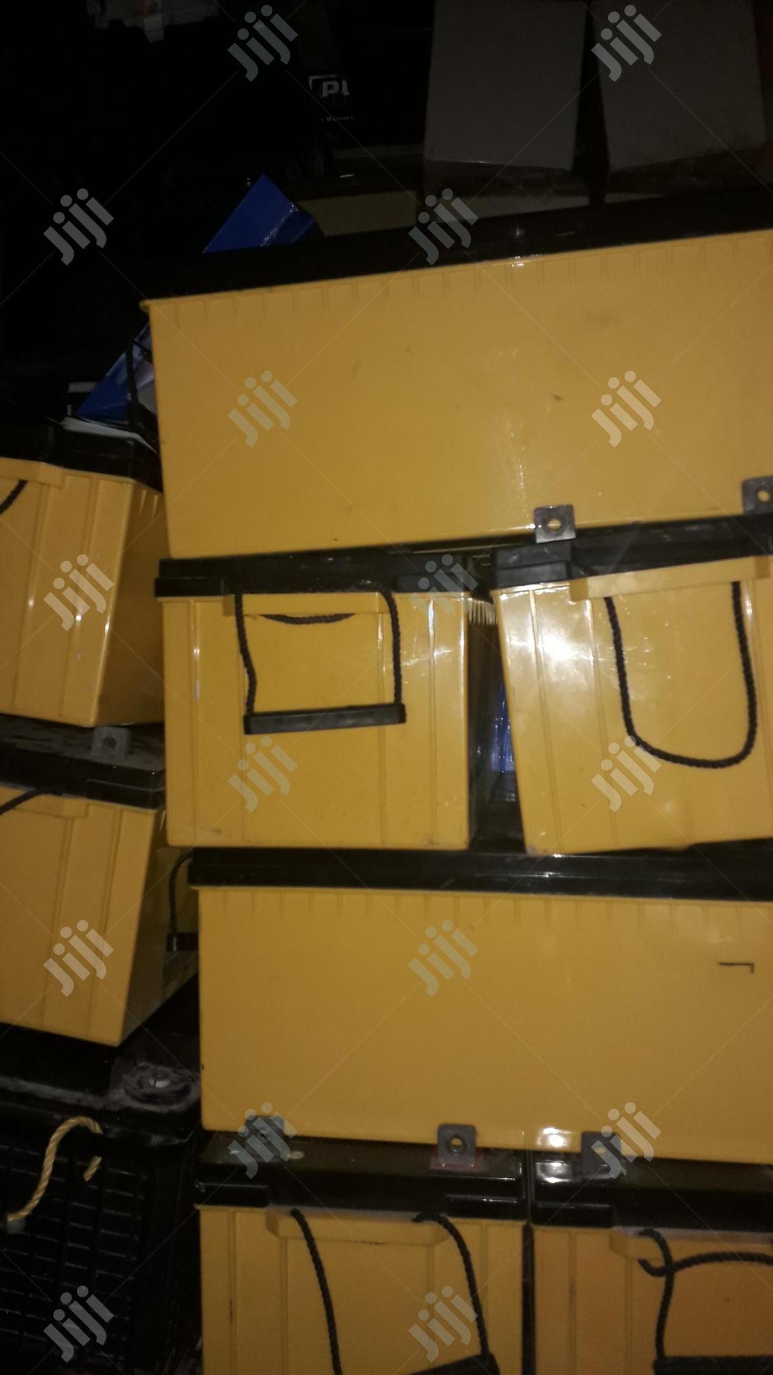 Buyer Used Solar Batteries Gwarinpa