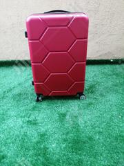 Fancy Red ABS Luggage | Bags for sale in Adamawa State, Shelleng