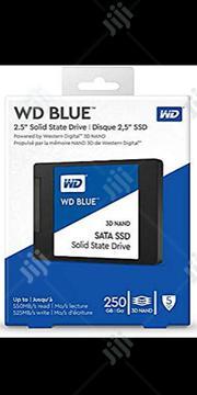 "Western Digital Blue Nand 250gb PC Ssd - Sata Iii 6 Gb/S, 2.5"" -   Computer Hardware for sale in Lagos State, Ikeja"
