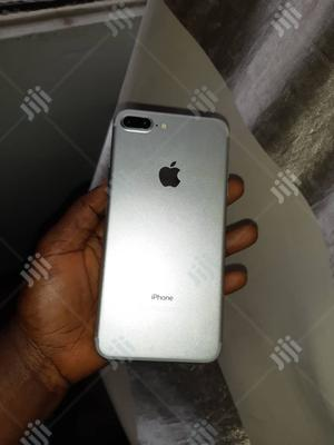 Apple iPhone 7 Plus 128 GB Silver   Mobile Phones for sale in Lagos State, Magodo