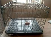 Galvanized Steel Iron Cage For Dogs | Pet's Accessories for sale in Abuja (FCT) State, Gwarinpa
