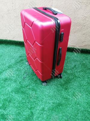 ABS Exotic Red Luggage | Bags for sale in Delta State, Uvwie