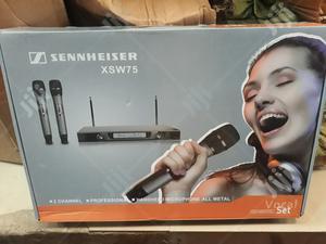 Sennheiser Wireless Microphone Xsw75 | Audio & Music Equipment for sale in Lagos State, Lekki