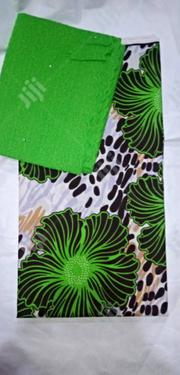 Ankara 3yard And Lace 2yard For Ladies/Women | Clothing for sale in Lagos State