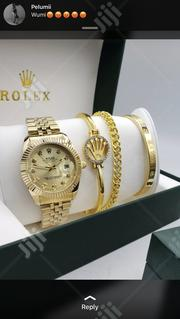 Exclusive Full Set Rolex Wristwatch | Watches for sale in Lagos State, Lagos Island
