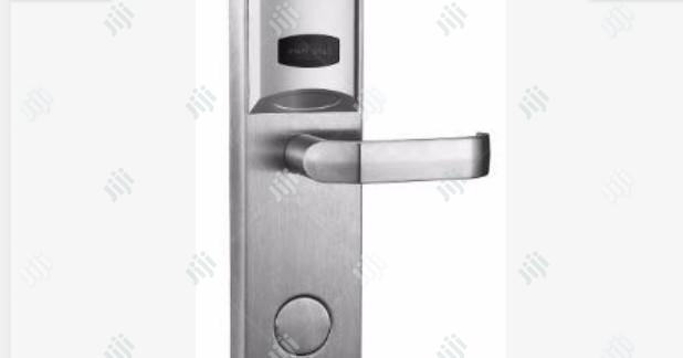 Security Electronic Card Door Lock BY HIPHEN SOLUTIONS LTD