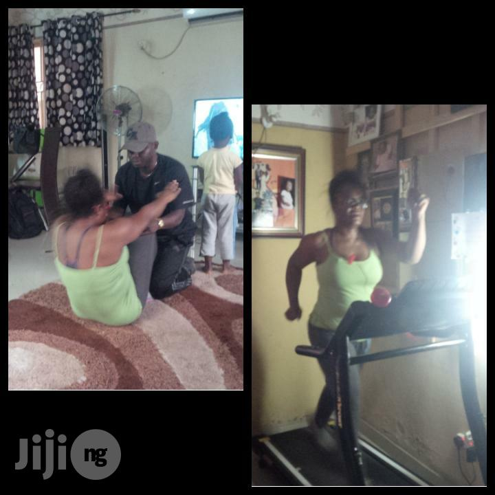 Archive: Personal Fitness Trainer/ Motivator