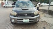 Toyota RAV4 Automatic 2003 Black | Cars for sale in Lagos State, Ikeja