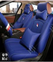 Leather Car Seat Blue Cover | Vehicle Parts & Accessories for sale in Lagos State, Victoria Island