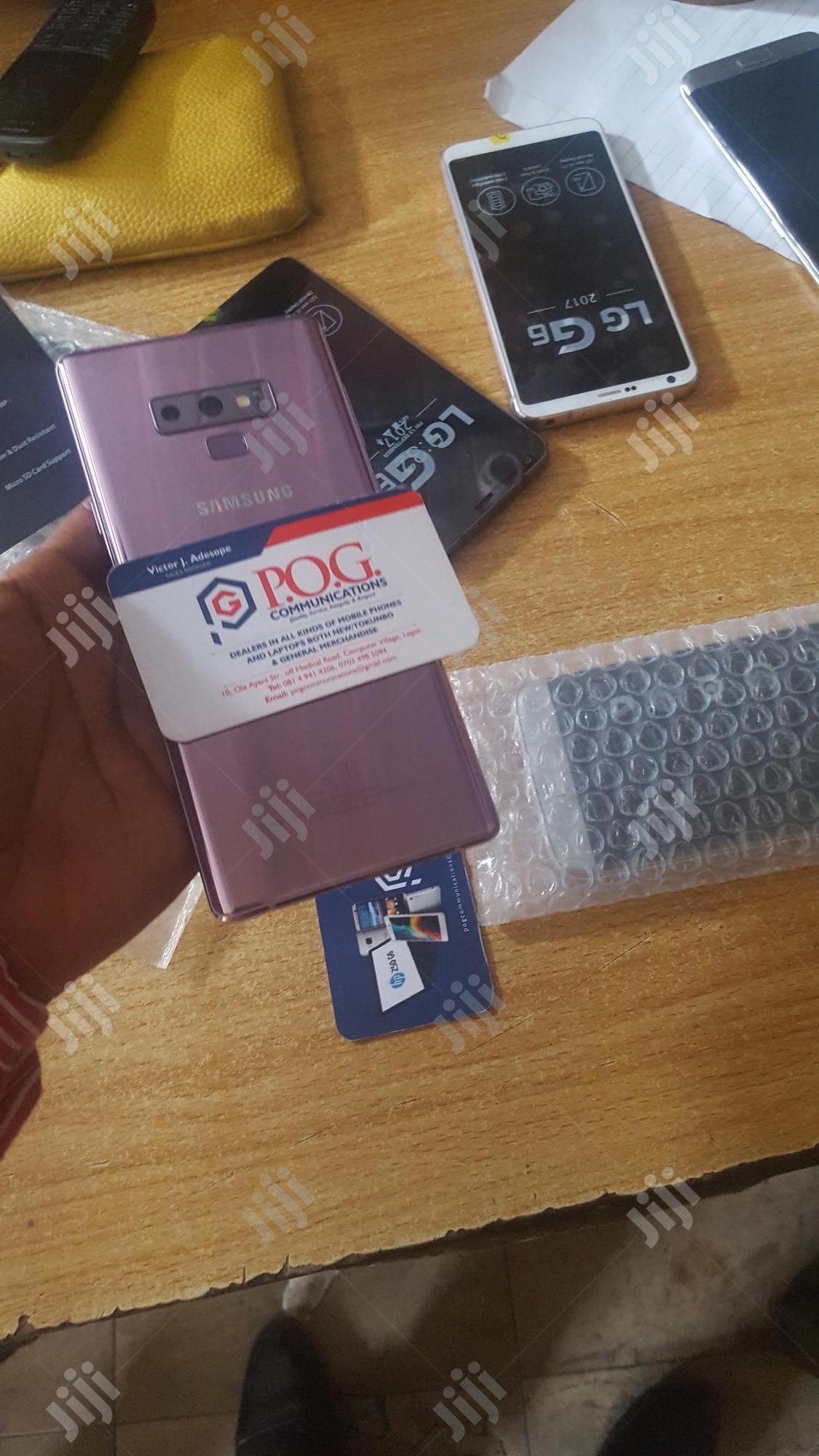 Samsung Galaxy Note 9 128 GB Pink