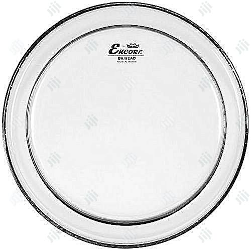 Encore Complete 5 Pcs Remo Chemical Drum Head/Cover/Velon | Musical Instruments & Gear for sale in Ojo, Lagos State, Nigeria