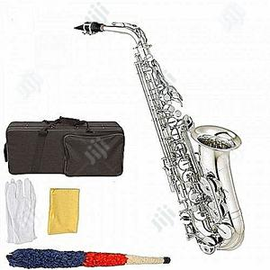 Alto Saxophone Silver | Musical Instruments & Gear for sale in Lagos State, Ojo