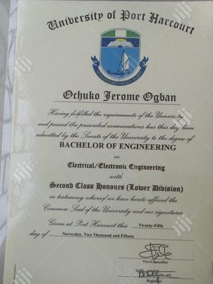 Engineering & Architecture CV | Engineering & Architecture CVs for sale in Delta State, Okpe