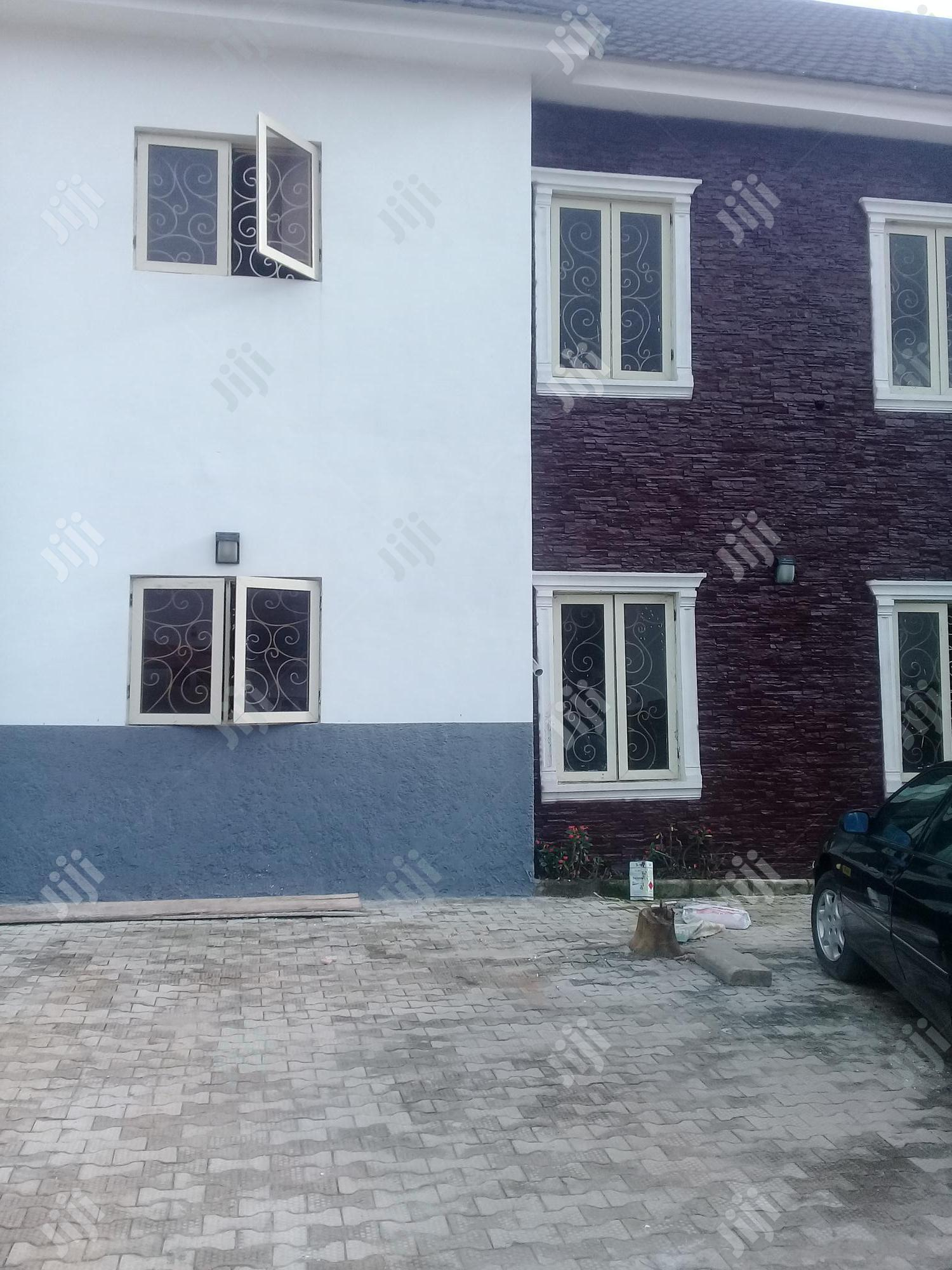 New And Spacious 4 Bedroom Semi Detached Duplex For Sale