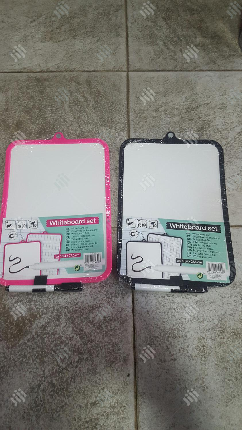 Whiteboard Set With Line