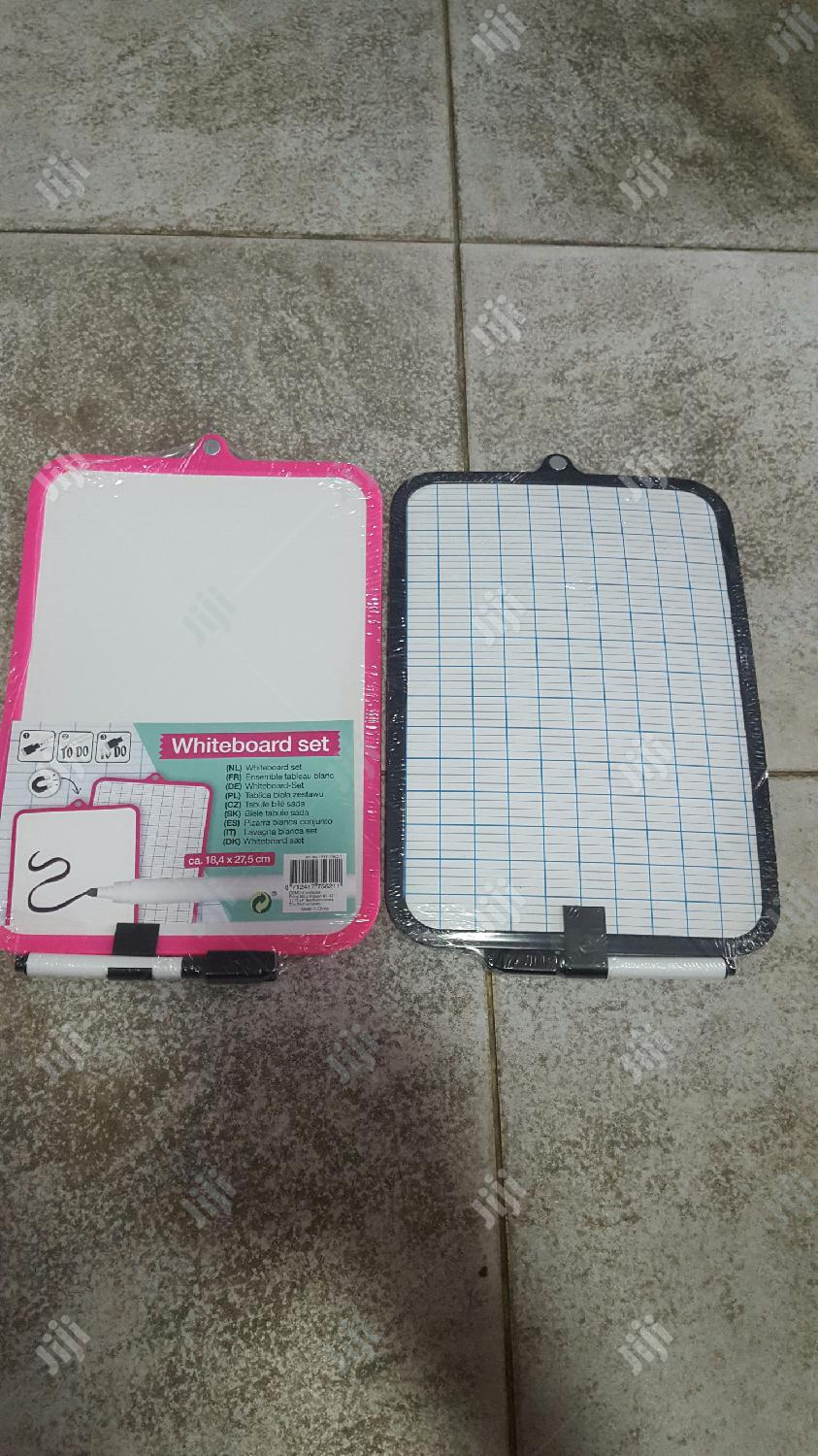 Whiteboard Set With Line | Babies & Kids Accessories for sale in Lagos Island, Lagos State, Nigeria