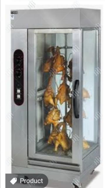 Chicken Roaster Machine