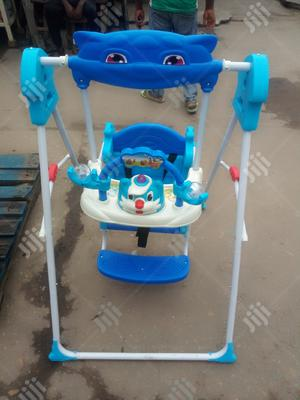 New Baby Swing Chair With Playing Sweet Songs   Children's Gear & Safety for sale in Lagos State, Surulere