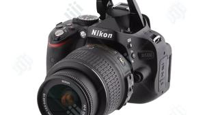 Nikon D5100 With 18-55mm Lena (Brand New) | Photo & Video Cameras for sale in Lagos State, Ikeja