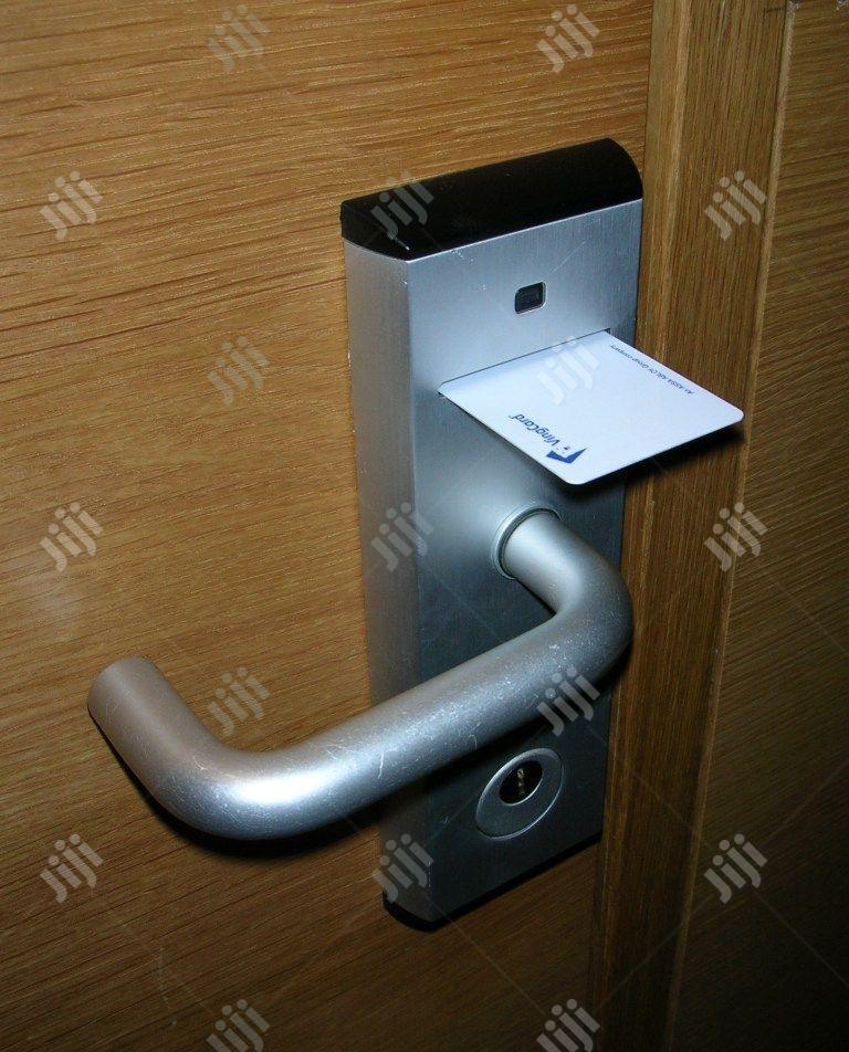 Hotel Card Lock System