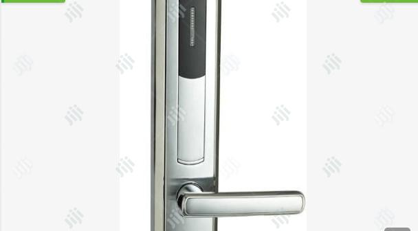 Programmable Hotel Lock System BY HIPHEN SOLUTIONS LTD