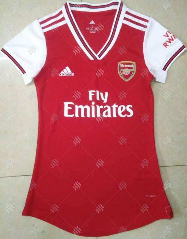 Arsenal Female Jerseys