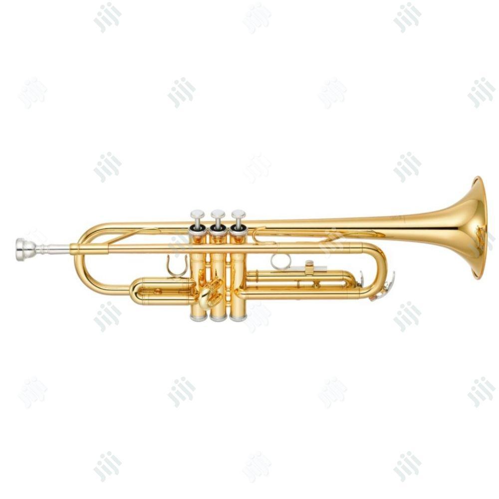 Yamaha Trumpet - Gold