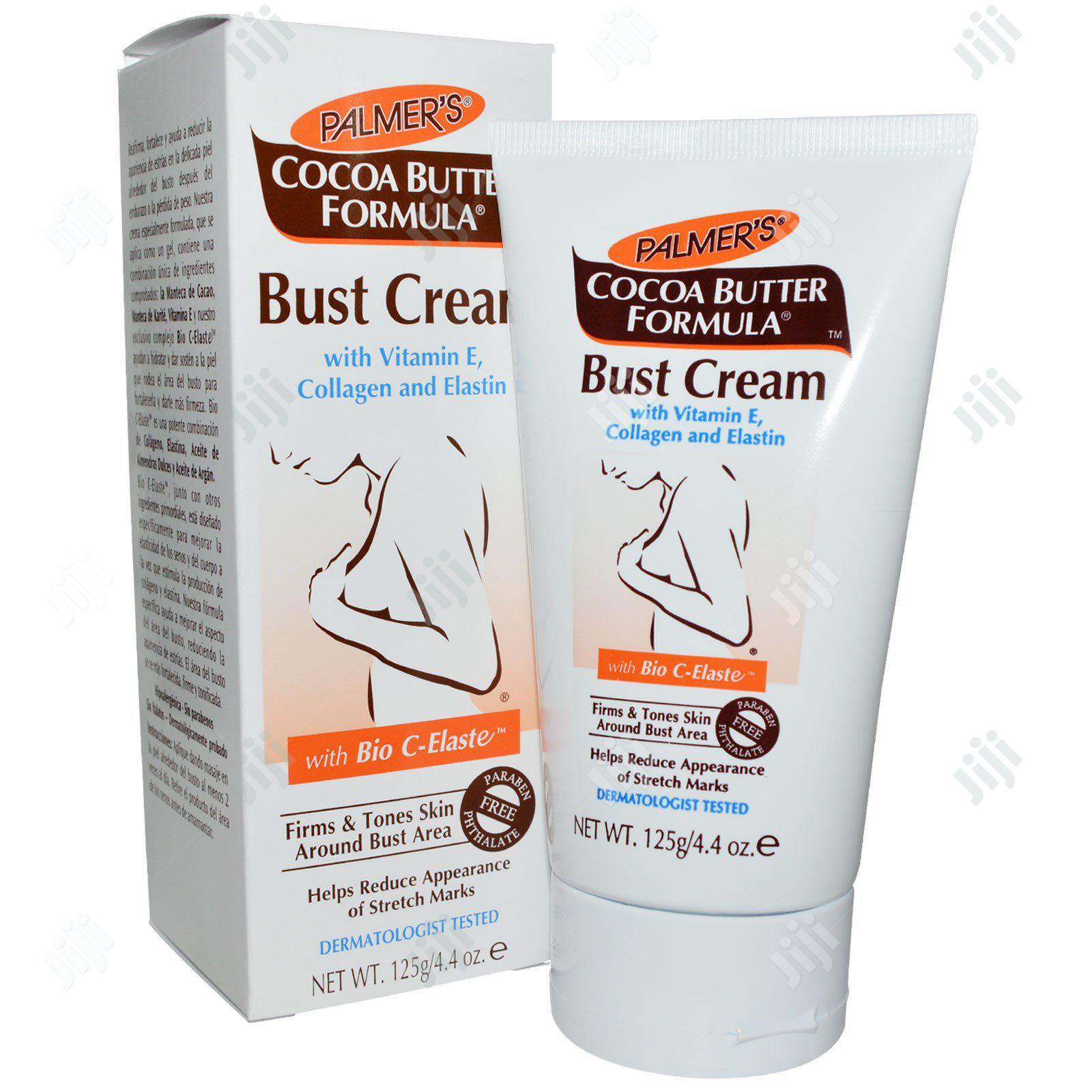 Palmer's, Cocoa Butter Formula, Organic C-Elaste Bust Cream, 125 G