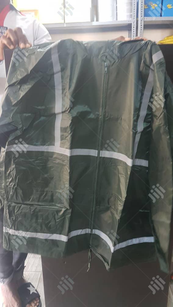 Archive: Reflective Rain Coat.