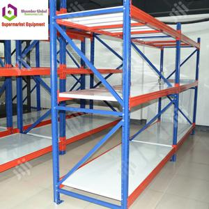 Heavy-weight Warehouse And Store Rack - Different Sizes | Store Equipment for sale in Lagos State, Ojo