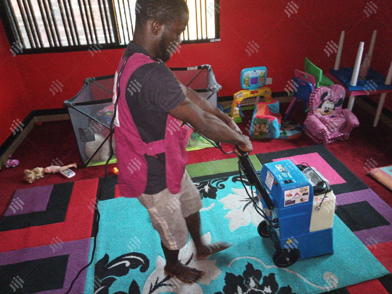 Carpet Or Rug Dry Cleaning Service | Cleaning Services for sale in Surulere, Lagos State, Nigeria