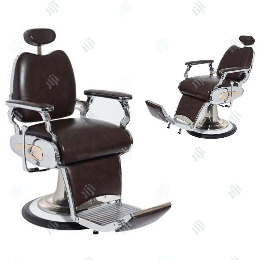 Archive: Barber Chair 8777