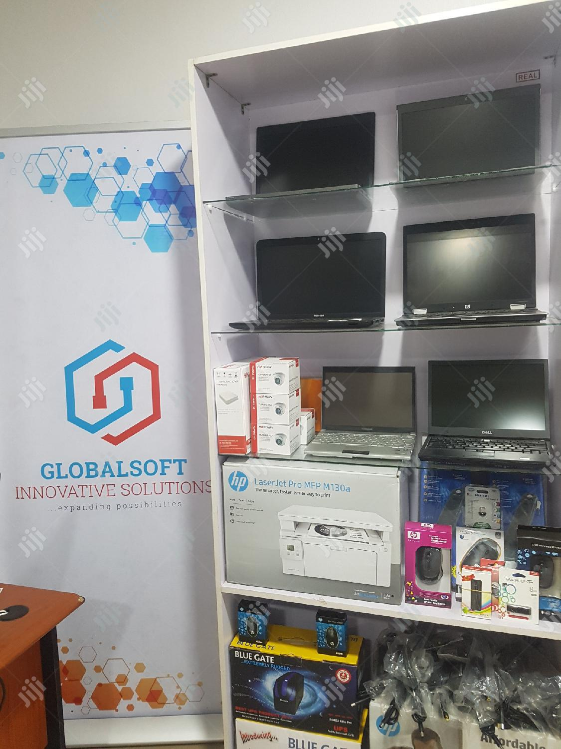 Laptops Sales, Printers, UPS And Accessories | Computer & IT Services for sale in Abeokuta South, Ogun State, Nigeria