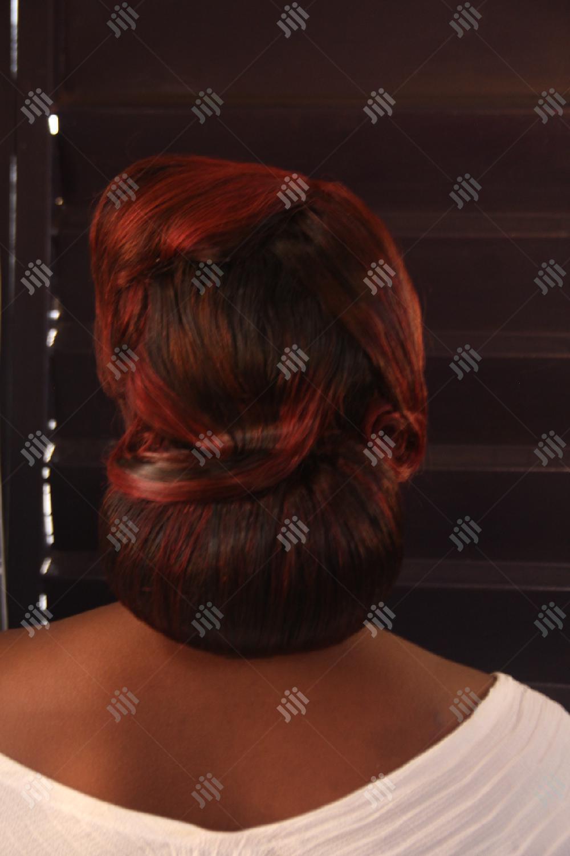 Archive: Bridal Hair Stylist