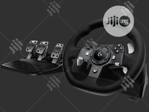 Logitech G29 Driving Force Racing Wheel+Driving Force Shifter For PS4 | Video Game Consoles for sale in Lagos State, Ikeja