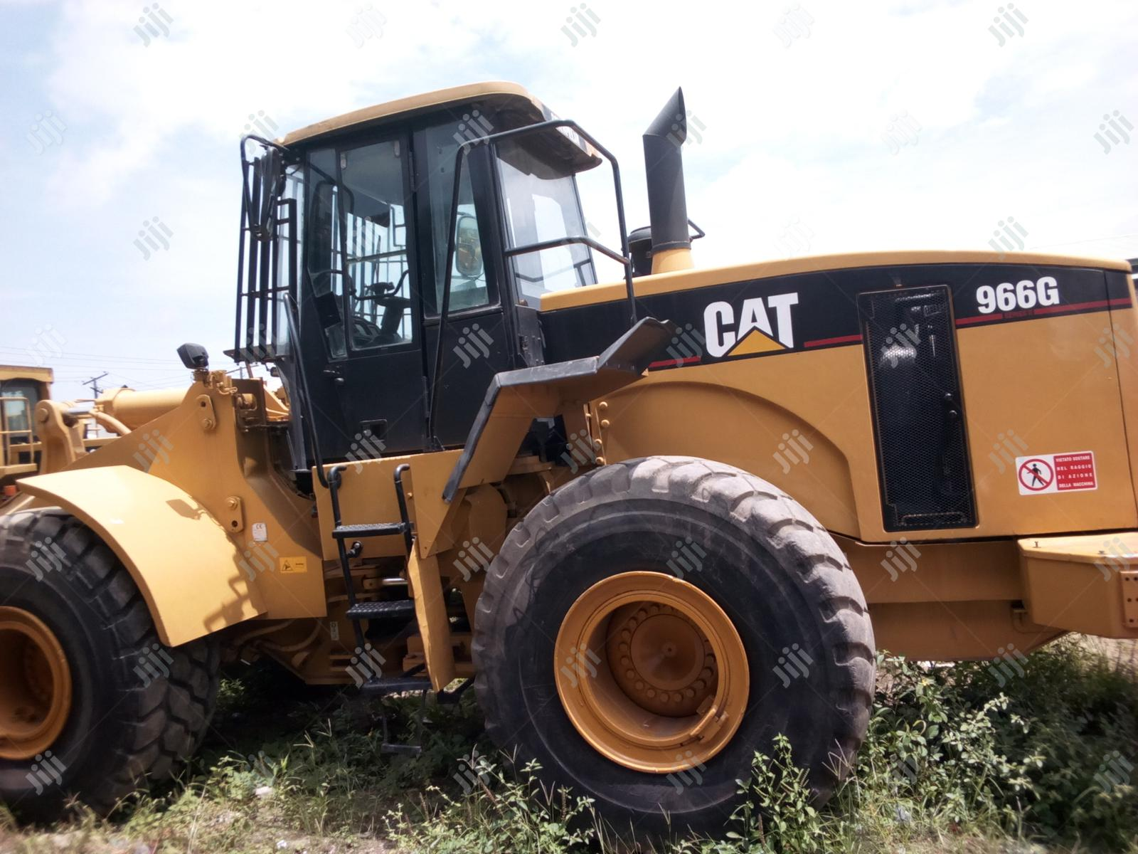 Caterpillar Payloader 966G | Heavy Equipment for sale in Apapa, Lagos State, Nigeria