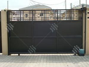 Strong Iron Gate | Manufacturing Services for sale in Rivers State, Port-Harcourt