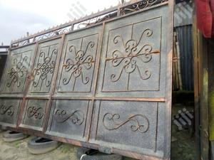 Design Iron Gate | Manufacturing Services for sale in Rivers State, Port-Harcourt