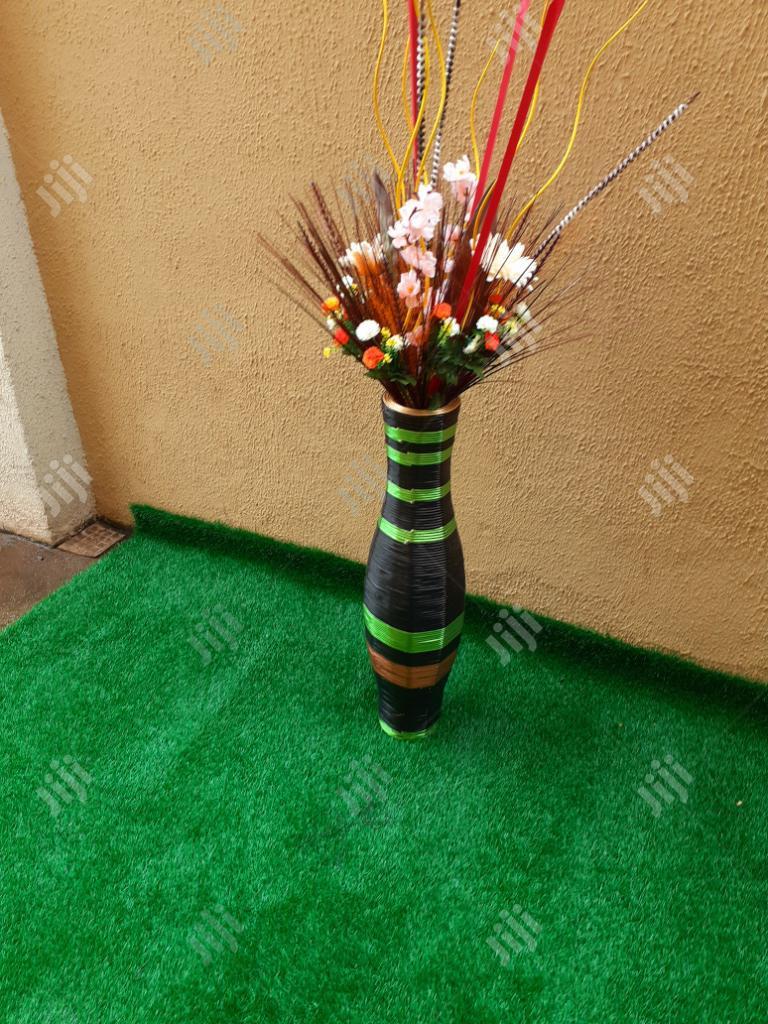 Weaved Pot Flowers For Sale