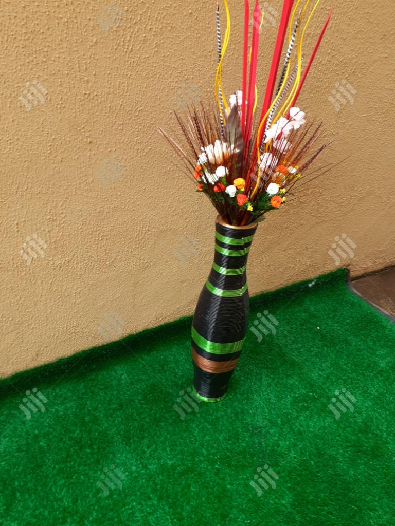 Weaved Pot Flowers For Sale | Garden for sale in Ogbia, Bayelsa State, Nigeria
