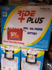 220ah 12volts Ride Plus Tubular Battery | Electrical Equipment for sale in Lagos State, Ojo
