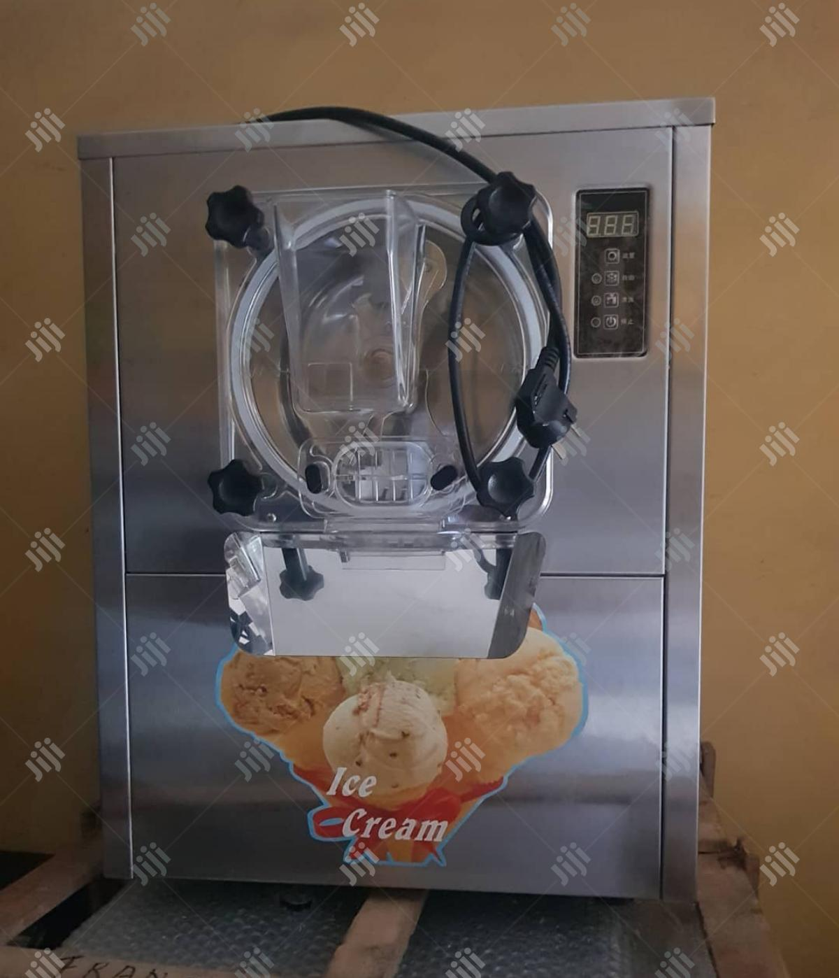 Hard Ice Cream Machine - Table Top | Restaurant & Catering Equipment for sale in Ojo, Lagos State, Nigeria
