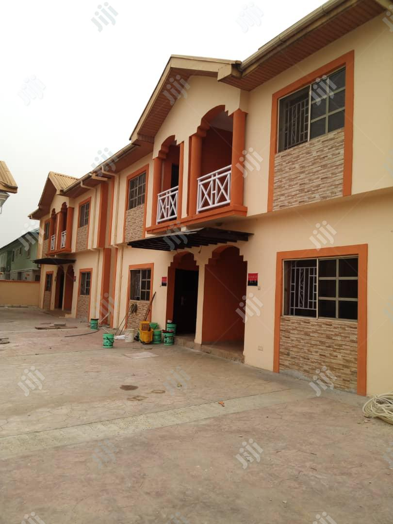 A Well Finished 3 Bedroom Terrace Duplex For Sale