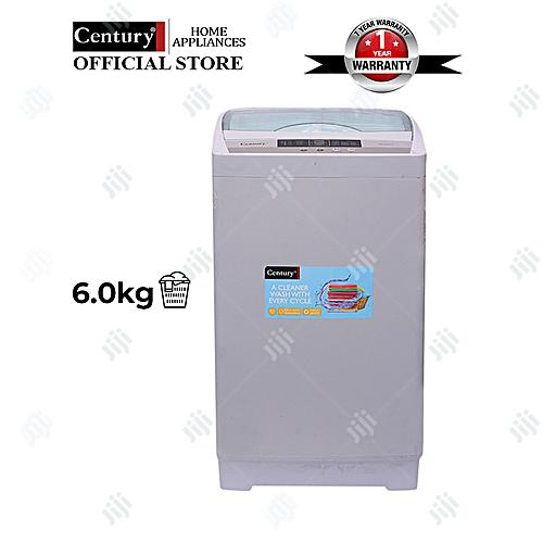 Century 6kg Automatic Washing Machine CW8523-A