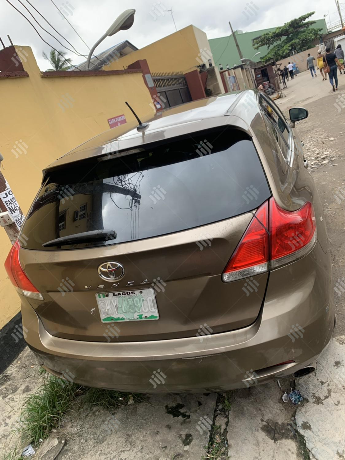 Toyota Venza 2010 Brown | Cars for sale in Ikeja, Lagos State, Nigeria