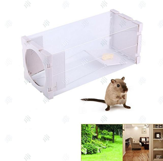Humane Rat Rodent Trap Cage