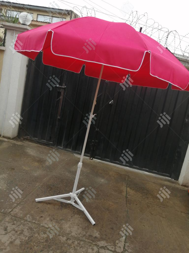 Archive: Quality Modern Stand With Parsol Umbrella