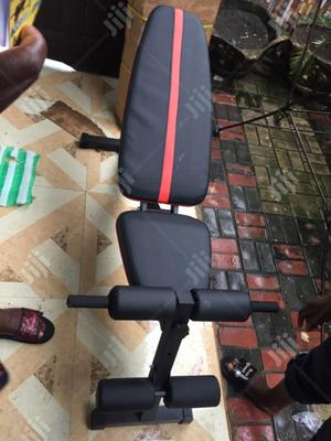 A- Fitness Commercial Adjustable Bench   Sports Equipment for sale in Lagos State, Surulere