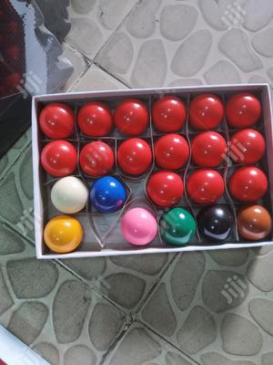 Billard Balls   Sports Equipment for sale in Lagos State, Surulere