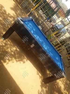 8ft Coin Snooker Table With Full Accessories   Sports Equipment for sale in Lagos State, Surulere